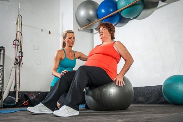 Exercise problems and obstacles for Obese people