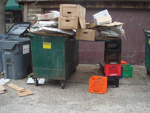 Tips for dealing with garbage