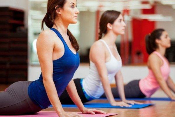 Yoga poses for insomnia